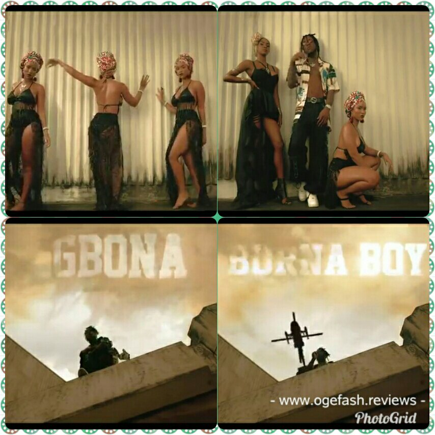 "(+LYRICS) MUSIC REVIEW: GBONA BY BURNA BOY ""IS BURNA BOY IN THIS SONG?"""