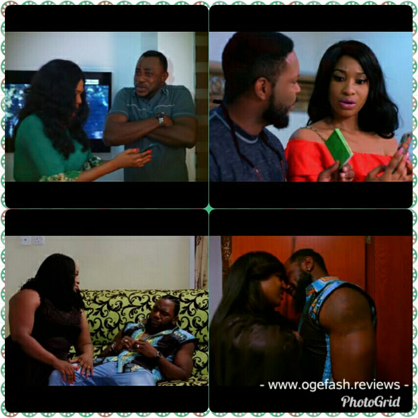 """MOVIE REVIEW- CELEBRITY MARRIAGE """"TONTO DIKE WAS SO UNPROFESSIONAL FOR…"""""""