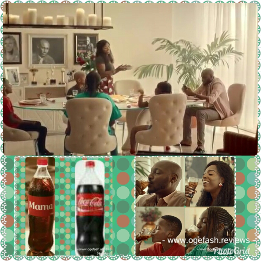 "(+SONG LYRICS) ADVERT REVIEW: MAMA COCA-COLA ""ONLY MAMA? WHAT OF PAPA? ON NO! WHAT OF B…"""