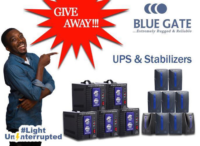 UPS AND STABILIZER GIVEAWAY!