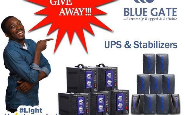 bluegate ups promo 1