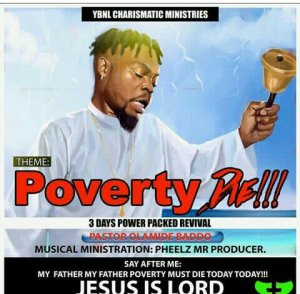 NIGERIANS REACT TO OLAMIDE'S 3DAYS REVIVAL POST!