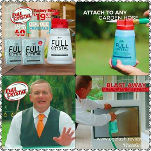 """ADVERT REVIEW: FULL CRYSTAL CLEANING AGENT """"THIS THEIR PULL STRATEGY IS DOPE!"""""""