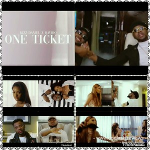 "(+LYRICS) MUSIC REVIEW: ONE TICKET BY KIZZ DANIEL FT DAVIDO ""OMO, THIS VIDEO VIXEN NA MIKE TYSON O!"""