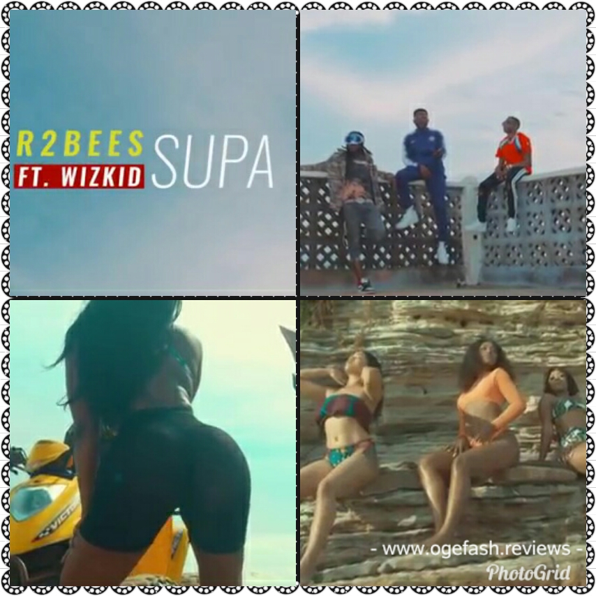 "(+LYRICS+TRANSLATION) MUSIC REVIEW: SUPA BY R2BEES FT WIZKID ""AS IN SUPER 'YANSH' OR HER BODY IS SUPER FOR SEX?"""