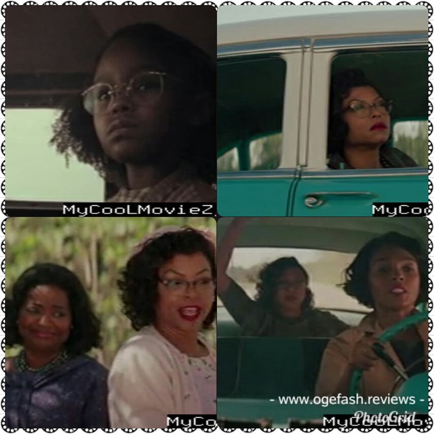 THROWBACK MOVIE-HIDDEN FIGURES