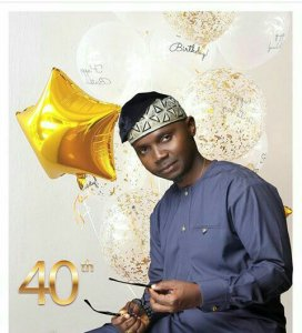 AT 40, COMEDIAN\TV HOST #TEJUBABYFACE SAYS…