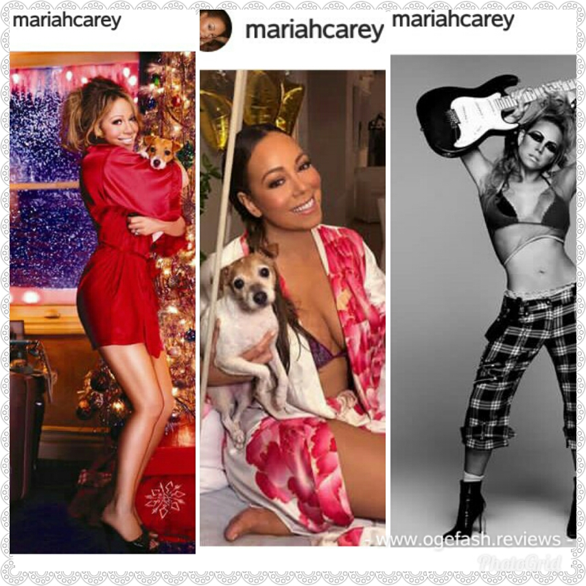HERE IS WHY SINGER~MARIAH CAREY IS SO INDIFFERENT ABOUT THE #TEN YEARS CHALLENGE…