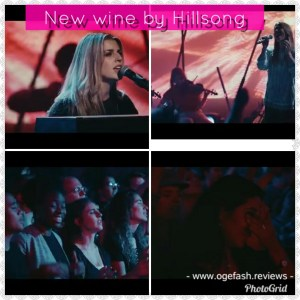 """(+LYRICS) MUSIC REVIEW """"NEW WINE"""" BY HILLSONG """"WHY IS IT SO DARK IN THIS PLACE?"""""""