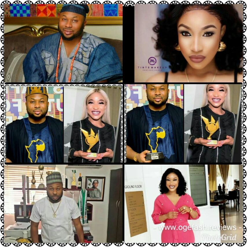 "TONTO DIKE AND OLAKUNLE CHURCHILL ""NA LOVE FIGHT UNA THEY ALWAYS FIGHT!"""