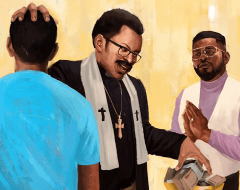 You are currently viewing RELIGION IS JUST FICTION SAYS FALZ…