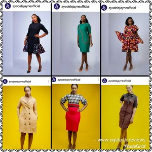 GOWNS SELLING SO FAST! HURRY, ORDER YOUR #AYODELE JAYNE OUTFIT NOW!