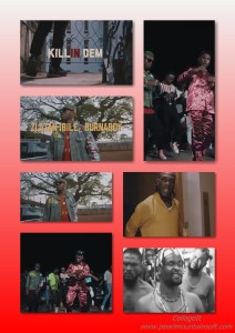 """(+LYRICS+TRANSLATION) MUSIC REVIEW: KILLIN DEM BY ZLATAN IBILE AND BURNA BOY """"VERY POOR VISUALS, DEM COME DEY EVEN BRAG TOO MUCH ON TOP AM!"""""""