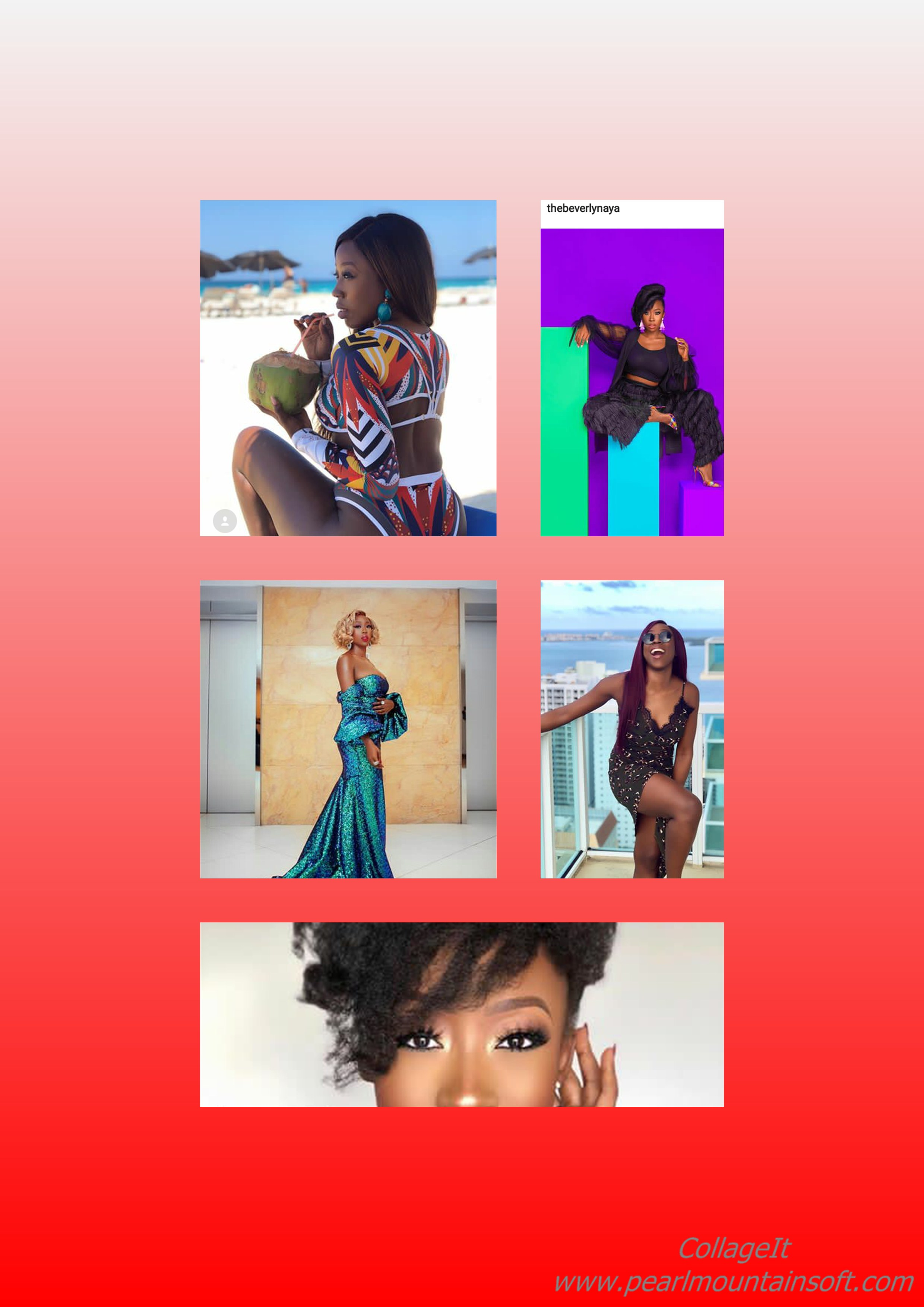 BEVERLY NAYA'S PICTURE CRAZE FOR THE WEEK: Blazing, Sexy, Weird, Modest or Something else?