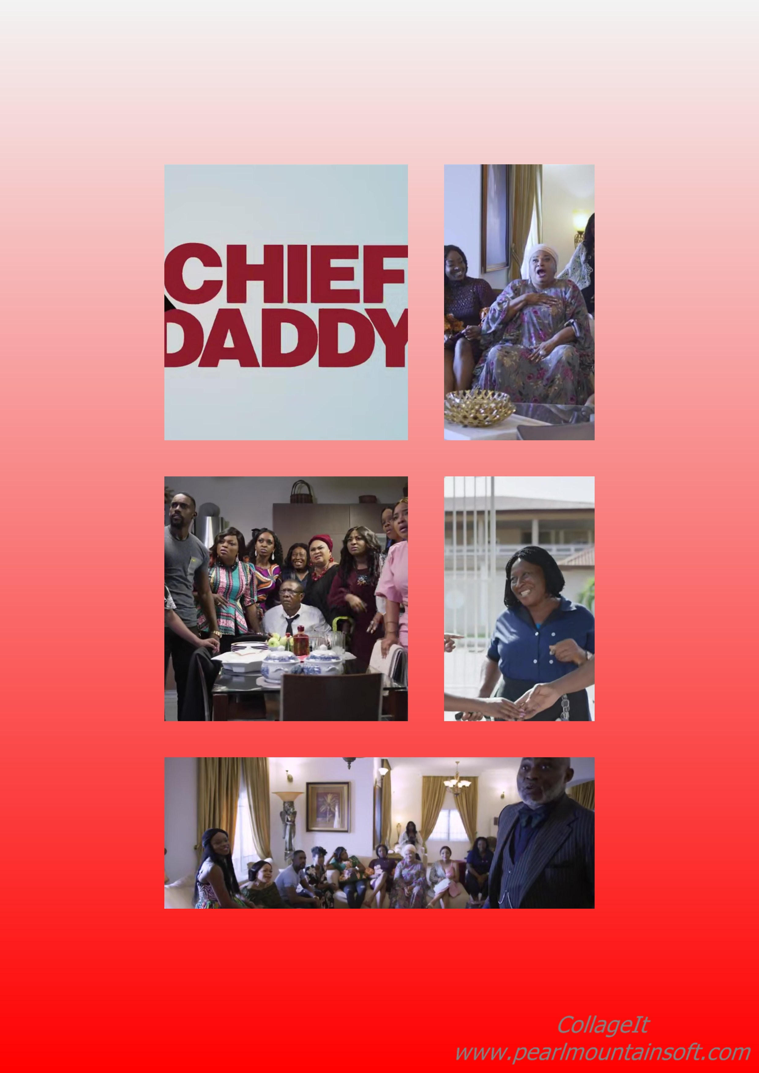 SYNOPSIS TO THE MOVIE: CHIEF DADDY