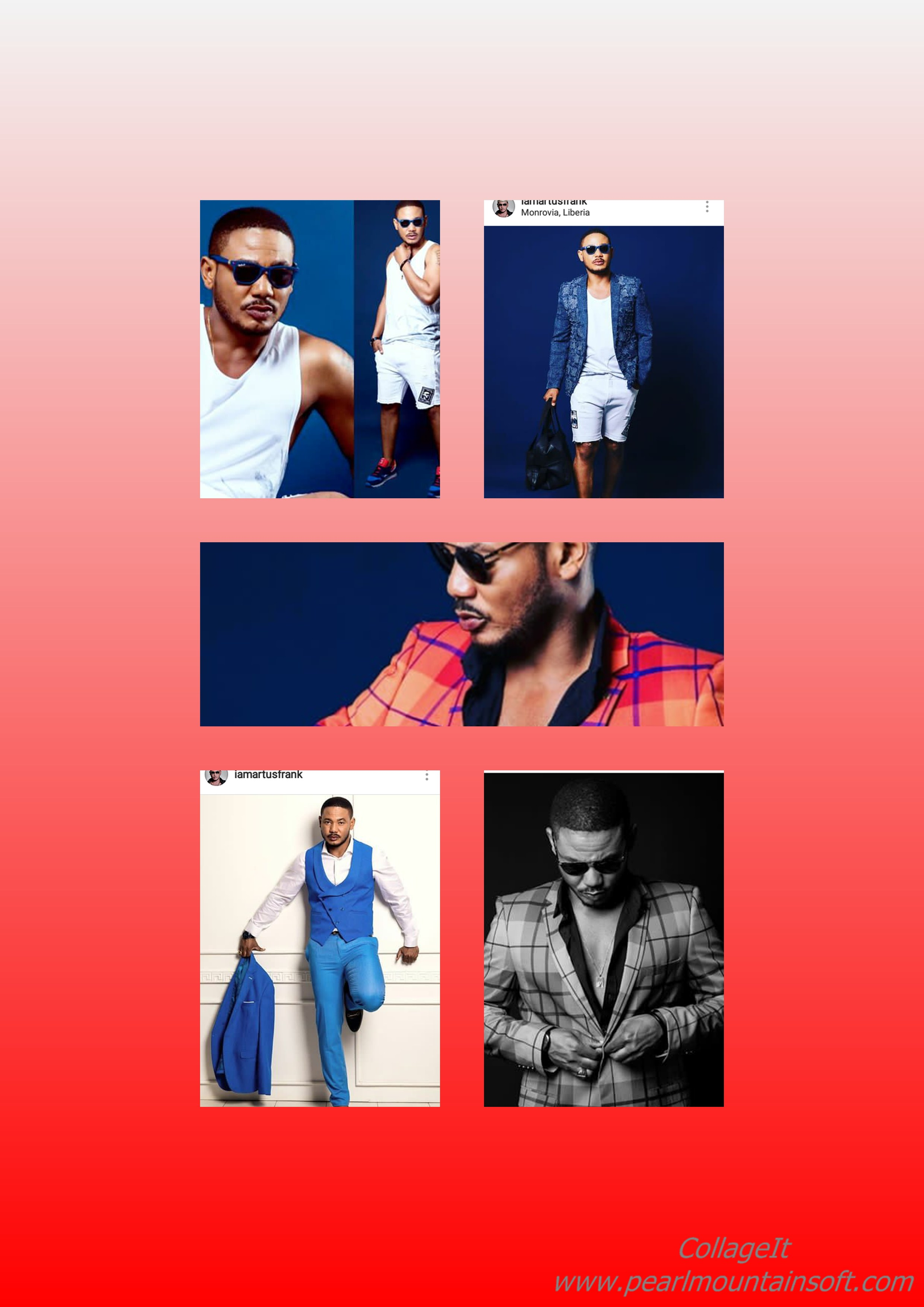 FRANK ARTUS'S PICTURE CRAZE FOR THE WEEK: Blazing, Sexy, Weird, Modest or Something else?