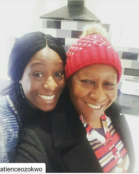 VIEW THE DEATH MESSAGE SENT TO NOLLYWOOD ACTRESS~ PATIENCE OZOKWO AND DAUGHTER