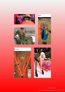 LADY GAGA'S PICTURE CRAZE FOR THE WEEK: Blazing, Sexy, Weird, Modest or Something else?