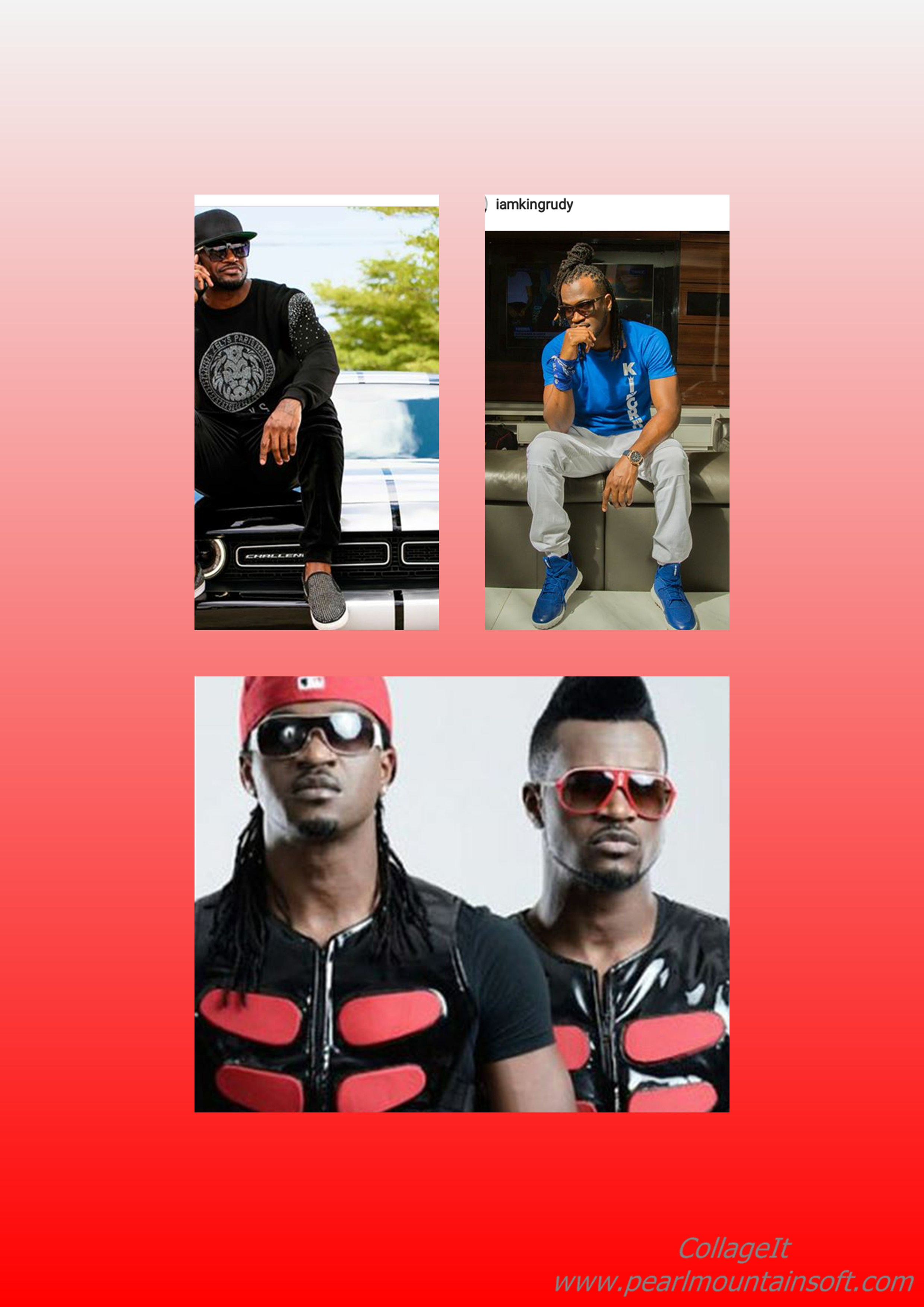 """(+BIOGRAPHY) OGEFASH BLOG CELEBRITY FOCUS FOR THE MONTH OF JULY: (FORMER PSQUARE) PETER OKOYE (MR.P) AND PAUL OKOYE (RUDEBOY). """"I HOPE MR.P WON'T SUE ME FOR THIS!"""""""
