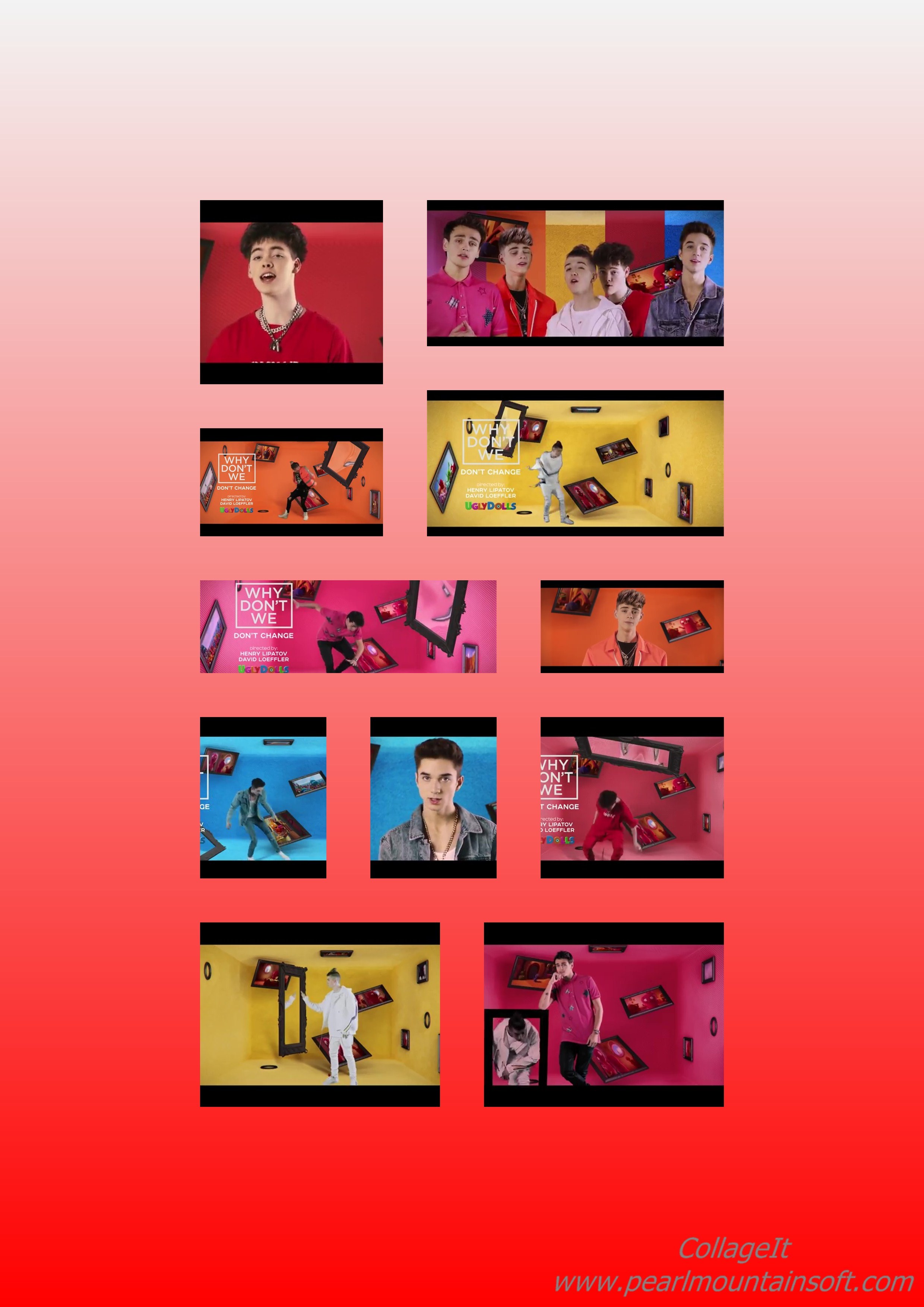 (+LYRICS+TRANSLATION+MEANING) MUSIC REVIEW: DON'T CHANGE BY WHY DON'T WE