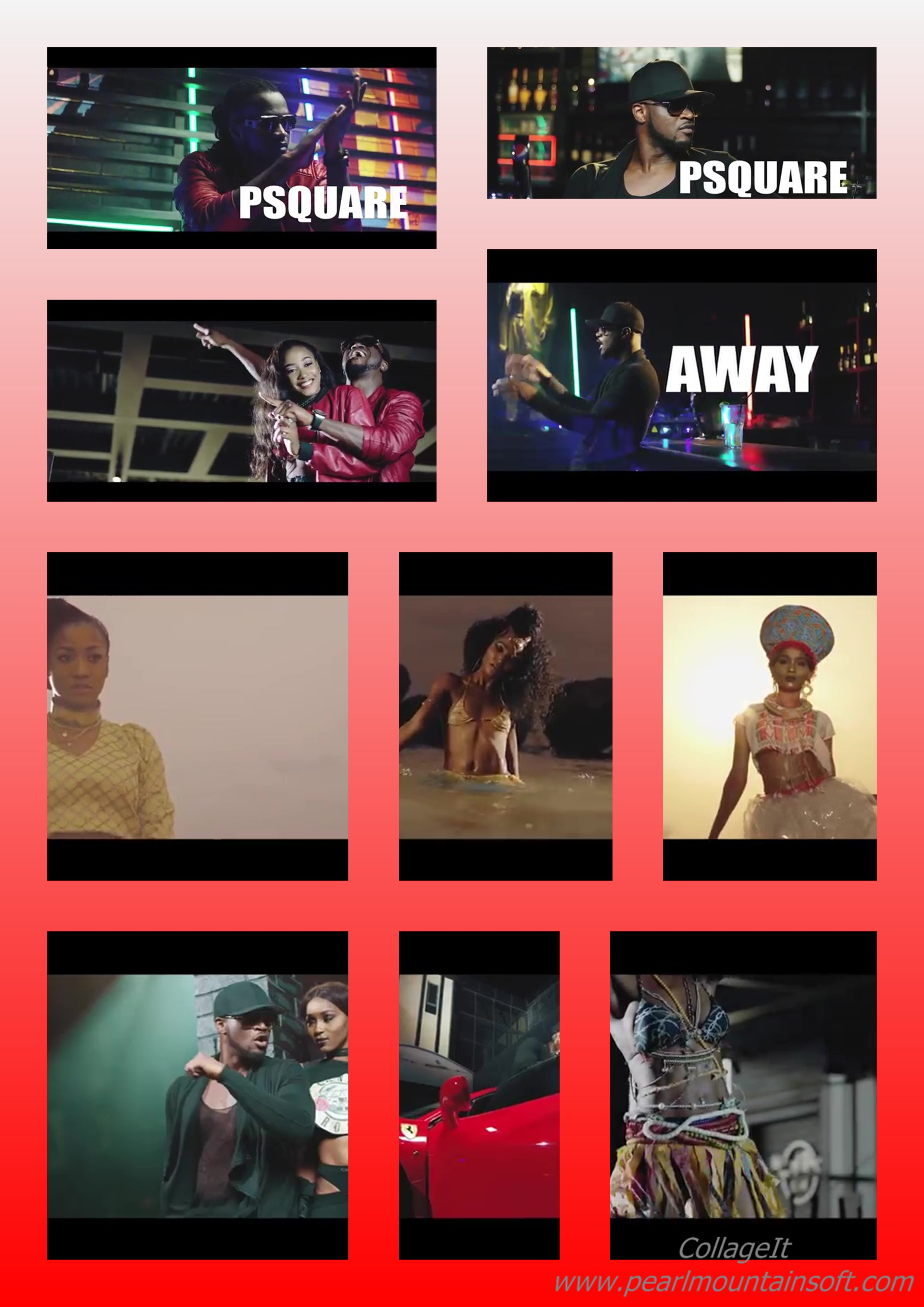 "(+ LYRICS +TRANSLATION+ MEANING) MUSIC REVIEW- AWAY BY PSQUARE ""…AND AWAY THEY WENT!"""