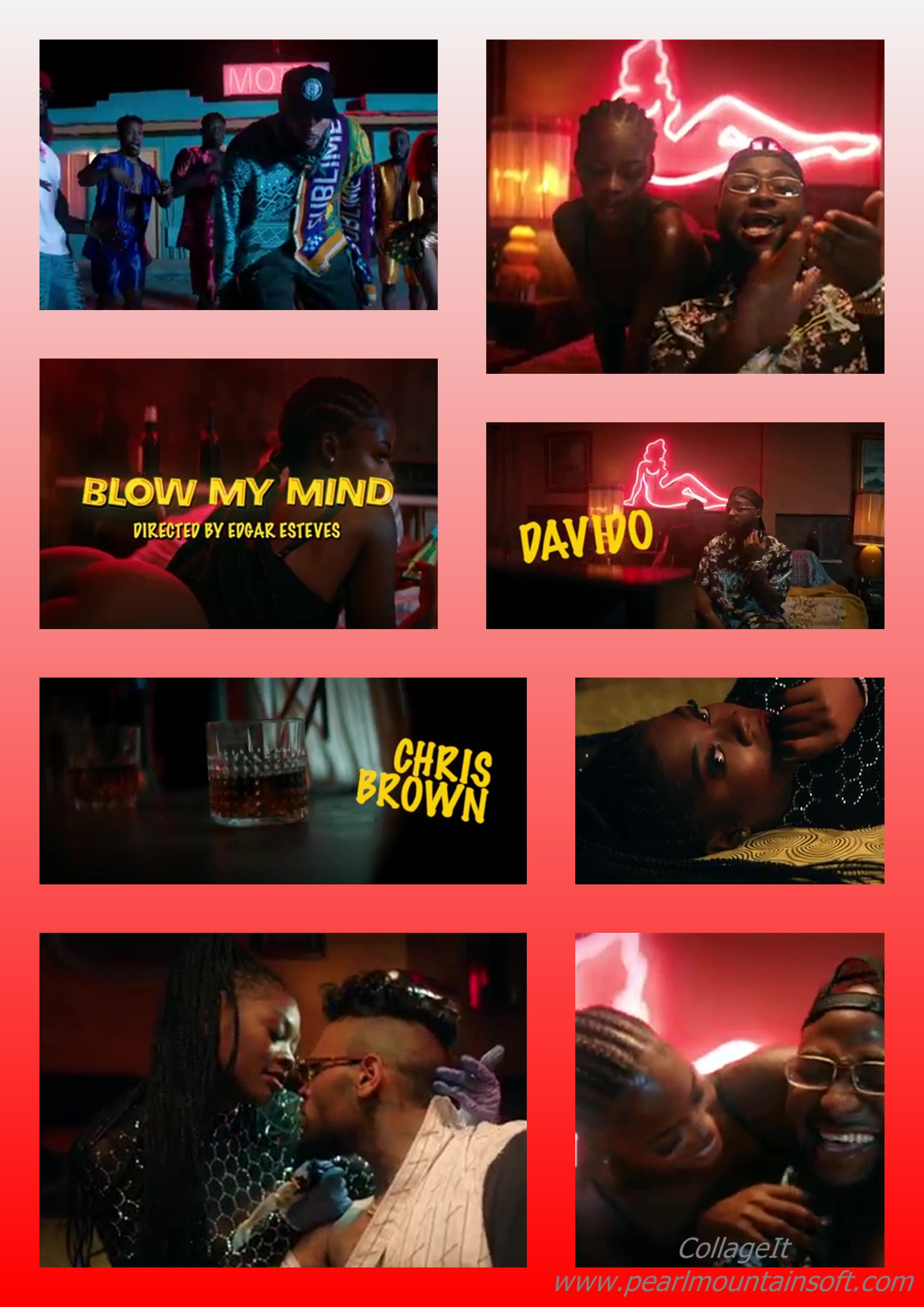 """(+LYRICS+TRANSLATION+MEANING) MUSIC REVIEW: BLOW MY MIND BY DAVIDO FT CHRIS BROWN """"THIS BEYONCE'S SONG- 'BROWN SKIN GIRL' HAS REALLY CHANGED A LOT OF THINGS O!"""""""
