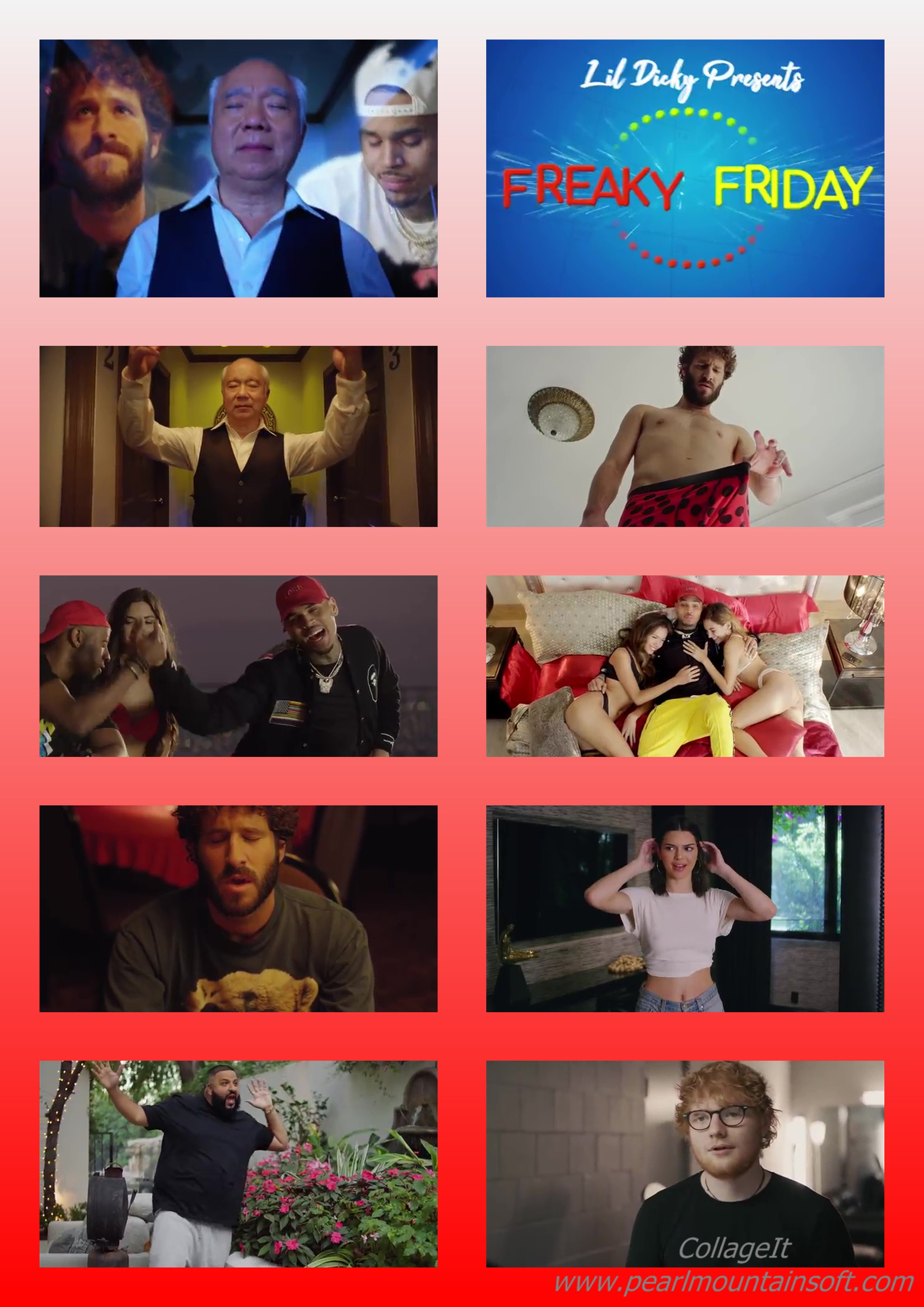 """(+LYRICS+TRANSLATION+MEANING) MUSIC REVIEW: FREAKY FRIDAY BY LIL DICKY FT CHRIS BROWN """"I REALLY NEED TO FIND A WAY OF KNOWING IF THESE INDIANS HAVE REALLY GOT VOODOOS"""""""