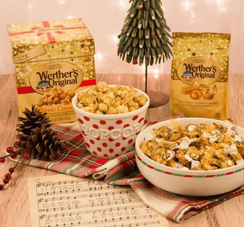 WERTHER'S ORIGINAL; MADE JUST FOR YOU!