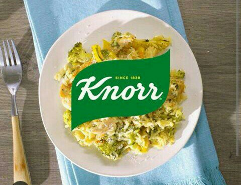 KNORR! THE PERFECT  FOOD SOLUTION!