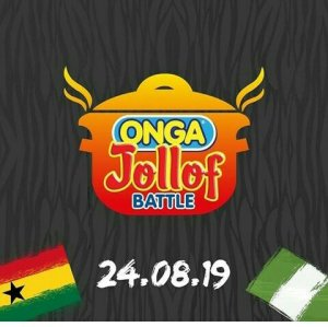 Read more about the article GHANA ONGA JOLLOF BATTLE!