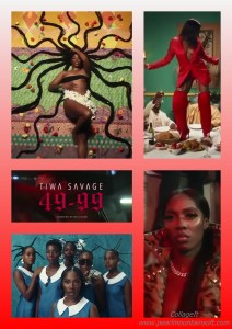"""(+LYRICS+TRANSLATION+MEANING) MUSIC REVIEW: 49-99 BY TIWA SAVAGE """"GBOGBO BROWN SKIN GIRLS!"""" +THIS VIDEO IS SIMILAR TO IGGY IZILEA'S""""STARTED"""""""