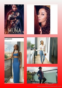 ADESUA ETOMI WELLINGTON'S PICTURE CRAZE FOR THE WEEK; Blazing, Sexy, Weird, Modest or Something else?