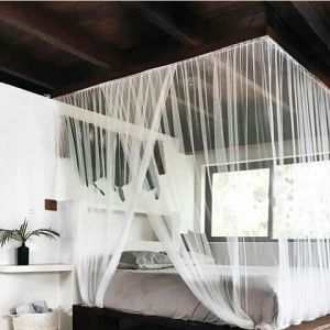 EGBAMI (SAVE ME)! MOSQUITOES ARE STILL BITING ME IN THIS MOSQUITO NET!