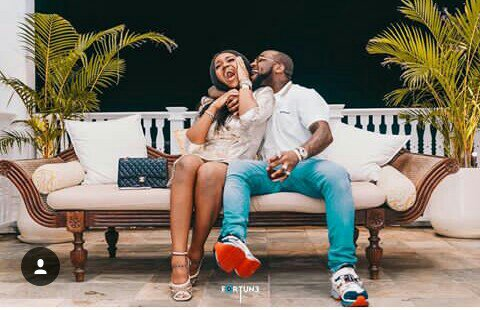 (+BABY PICTURES) HERE IS WHY SINGER- DAVIDO AND CHEF- CHIOMA NAMED THEIR SON IFEANYI