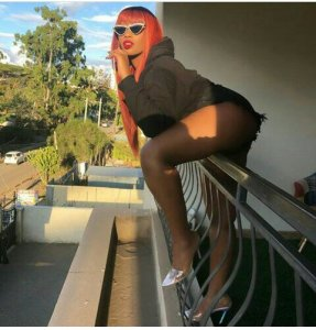 VICTORIA KIMANI'S PICTURE CRAZE FOR THE WEEK; Blazing, Sexy, Weird, Modest or Something else?