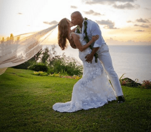 IN THIS INTERVIEW, DWAYNE JOHNSON FINALLY REVEALS THE REAL REASON HE HAD A PRIVATE WEDDING WITH LAUREN HASHIAN IN HAWAII