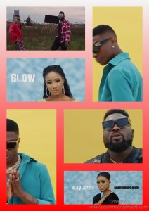 "(+LYRICS+MEANING+TRANSLATION) MUSIC REVIEW: BLOW BY WIZKID AND BLAQ JERZEE ""IT SEEMS LIKE THE LADIES ARE BLOWING SOMETHING ELSE IN WIZKID AND BLAQ JERZEE'S BODY ASIDE THE TRUMPET!"
