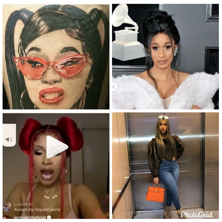 """PAY ME TO ALSO HAVE CORONAVIRUS"" SAYS RAPPER- CARDI B TO…"