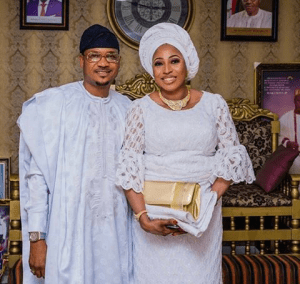 """AWWW!"" YOU ARE SO SPECIAL; CAN'T IMAGINE LIFE WITHOUT YOU ""SHINA PELLER TELLS WIFE ON HER BIRTHDAY."