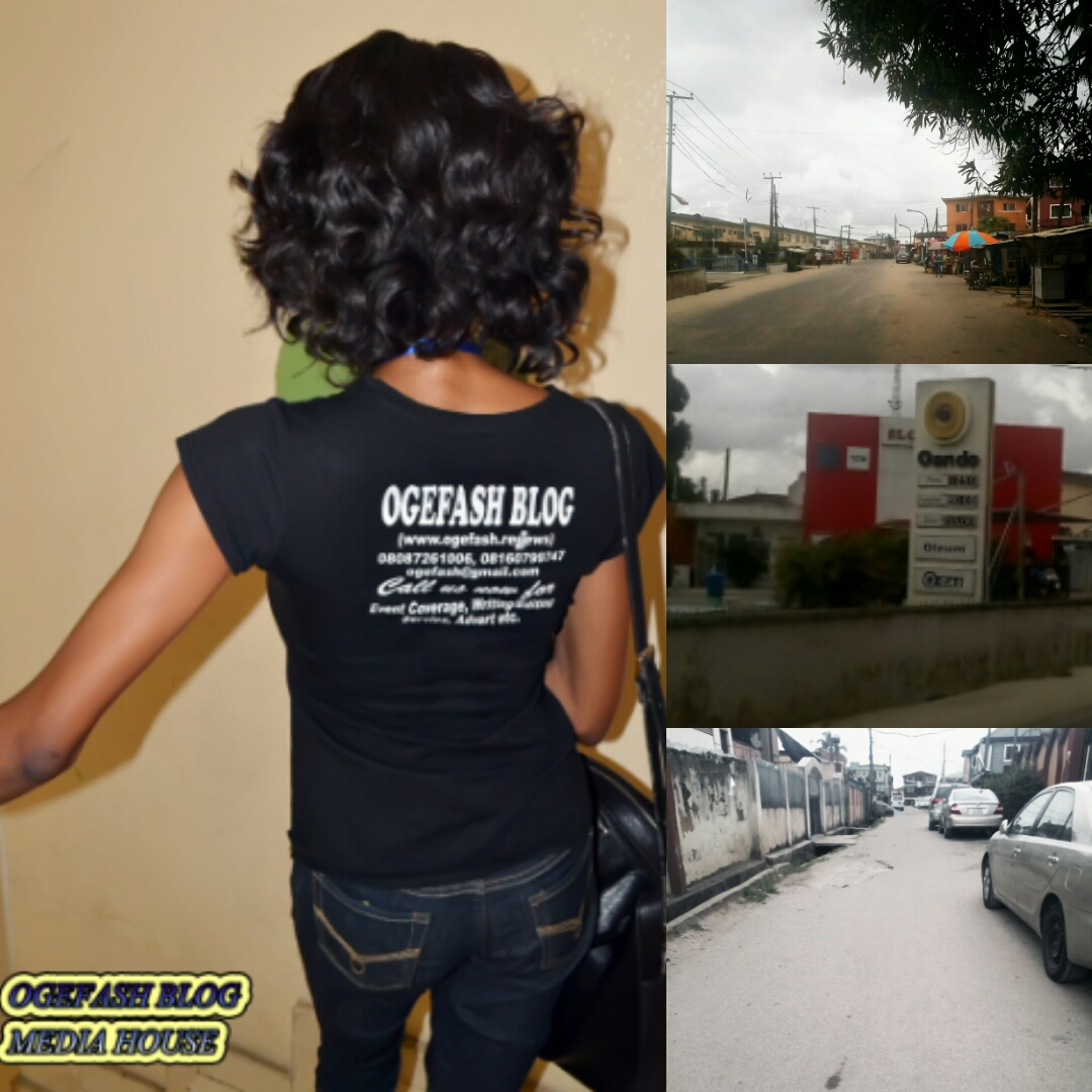 I MISS THE EVER BUZZING STREETS OF LAGOS; OH, BRING BACK MY LAGOS!