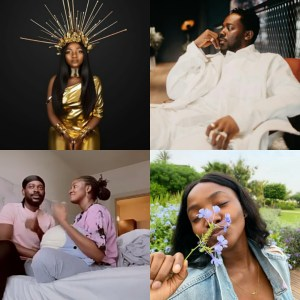 """""""YOU CHANGED ME MAGICALLY; MY LIFE SUCKS WITHOUT YOU"""" ADEKUNLE GOLD SAYS TO HIS WIFE- SIMI, AS SHE CELEBRATES HER THIRTY…"""