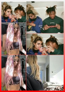 """OUR LOVE IS UNMATCHED!"" ALLY LOTTI  STILL SENDS MESSAGES TO DEAD BOYFRIEND – JUICE WRLD VIA…."