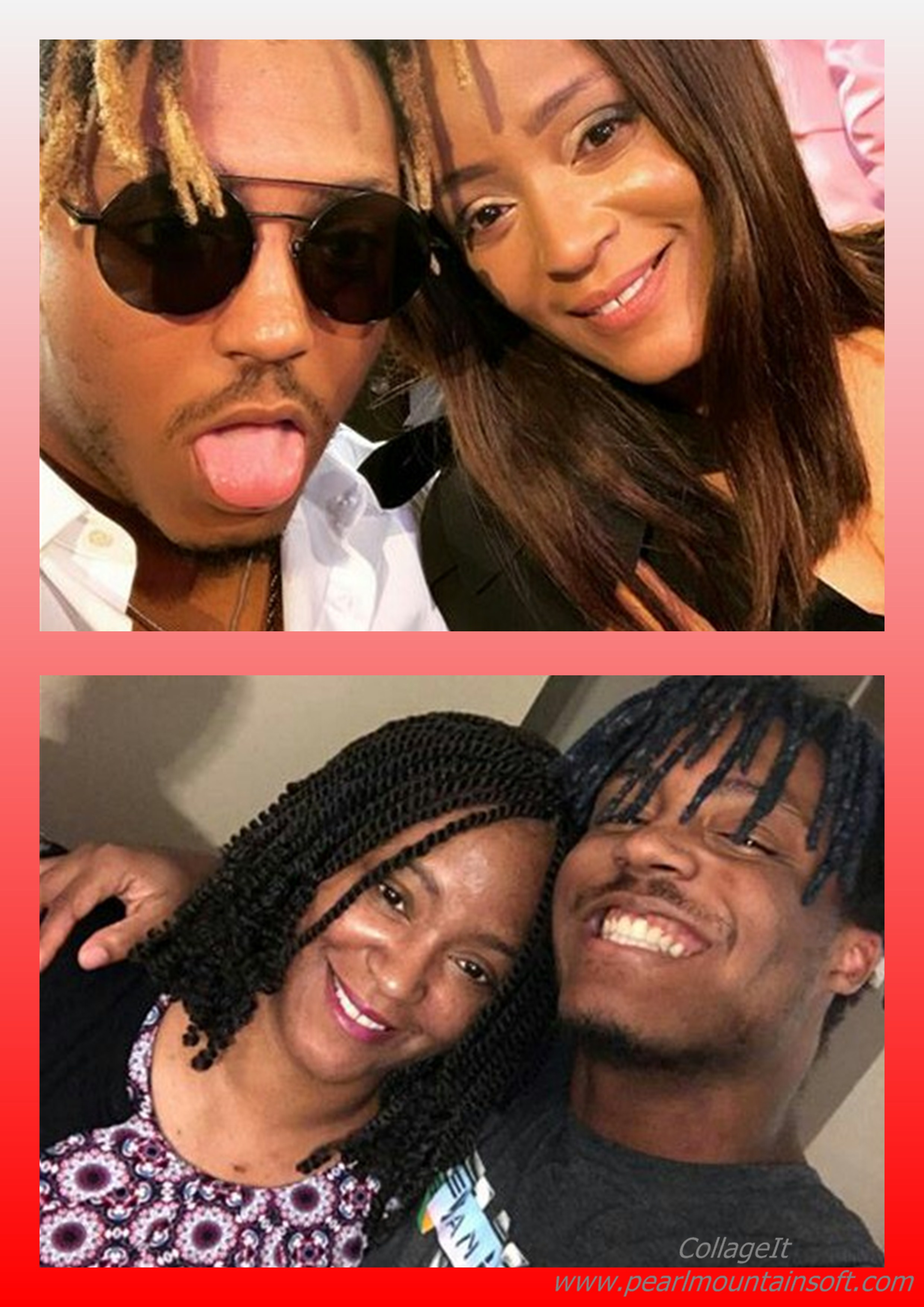 UNKNOWN AND HIDDEN FACTS ABOUT CARMELA WALLACE, THE MOTHER OF LATE RAPPER~JARED ANTHONY HIGGINS AKA JUICE WRLD