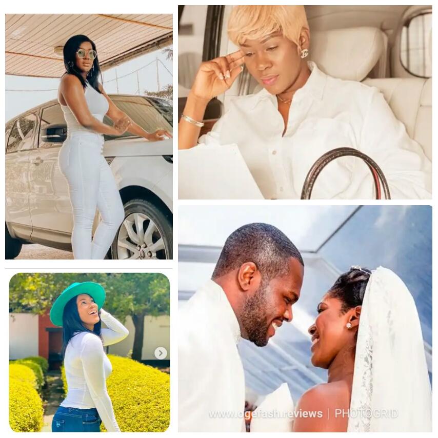 STEPHANIE OKEREKE LINUS RELEASES NEW PICTURES TO CELEBRATE WEDDING ANNIVERSARY!