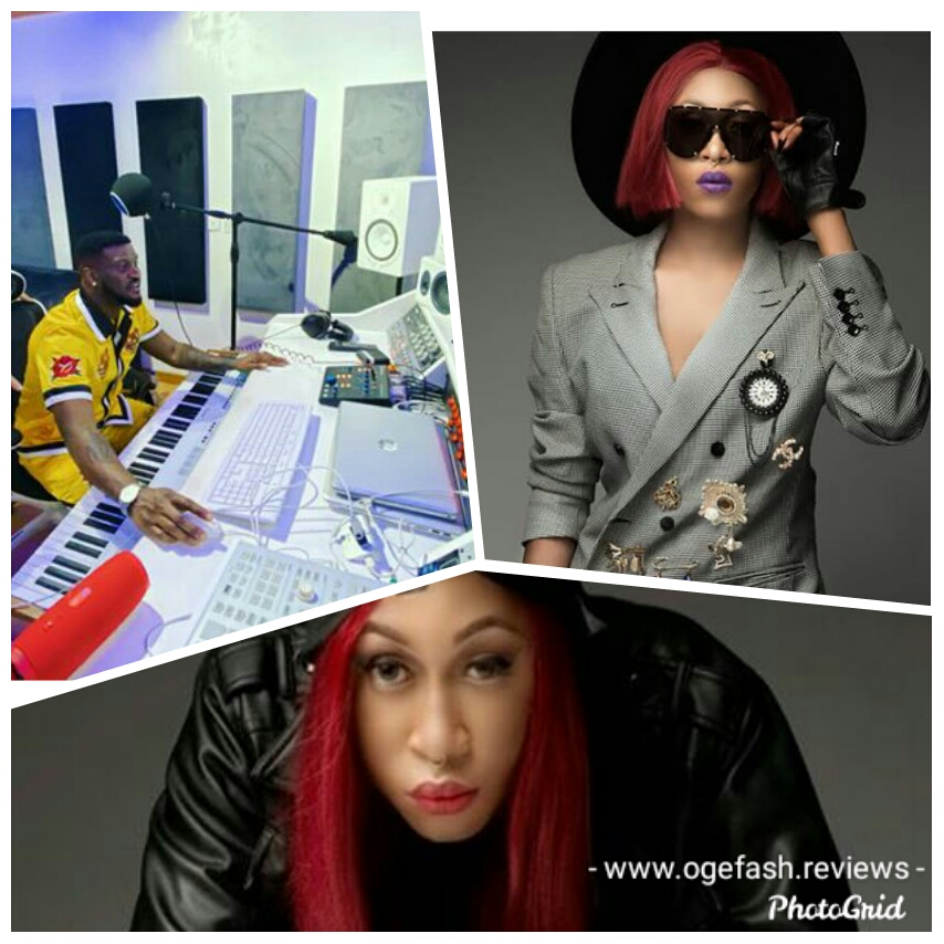 PETER RECONSIDERS SIGNING CYNTHIA MORGAN INTO HIS P-CLASSIC RECORD LABEL AFTER FALL OUT WITH HIS BROTHER- JUDE ENGEES OKOYE!