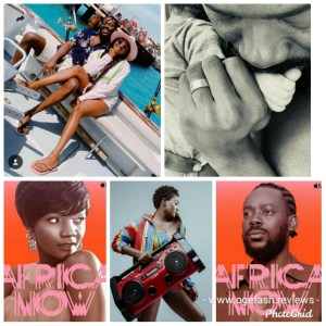 """HERE IS THE REALEST MEANING OF THE NAME """"ADEJARE""""~ SIMI AND ADEKUNLE GOLD BABY GIRL'S NAME!"""
