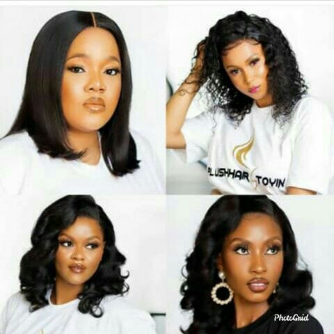 "STAY PLUSHER WITH THE ""PLUSH HAIR BY TOYIN"" HURRY!!! GET YOURS NOW!"
