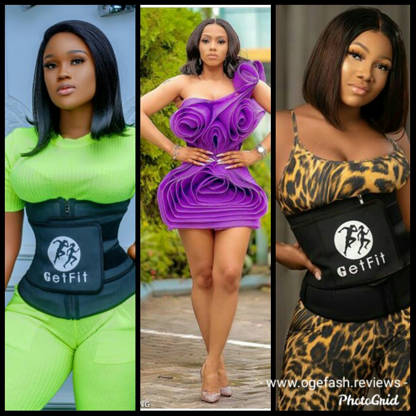 WHO IS THE MOST FASHIONABLE AND MOST BEAUTIFUL AMONG THESE FORMER BBNAIJA HOUSEMATES? DEFINITELY NOT