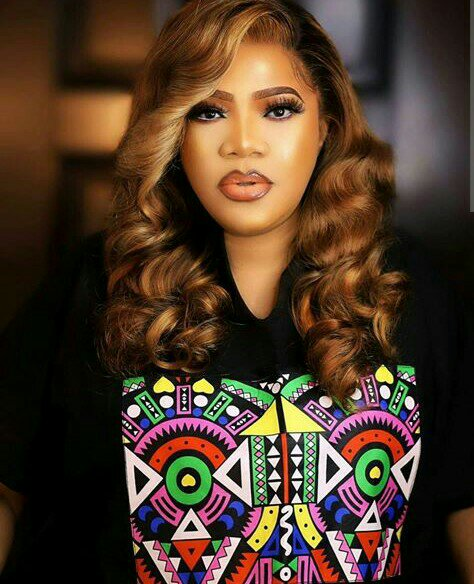 TOYIN ABRAHAM RELEASES NEW PICTURES FROM HER RECENT BIRTHDAY CELEBRATION