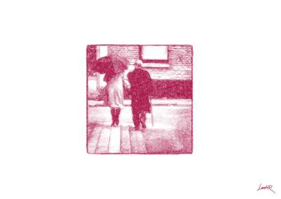 38. Red - couple